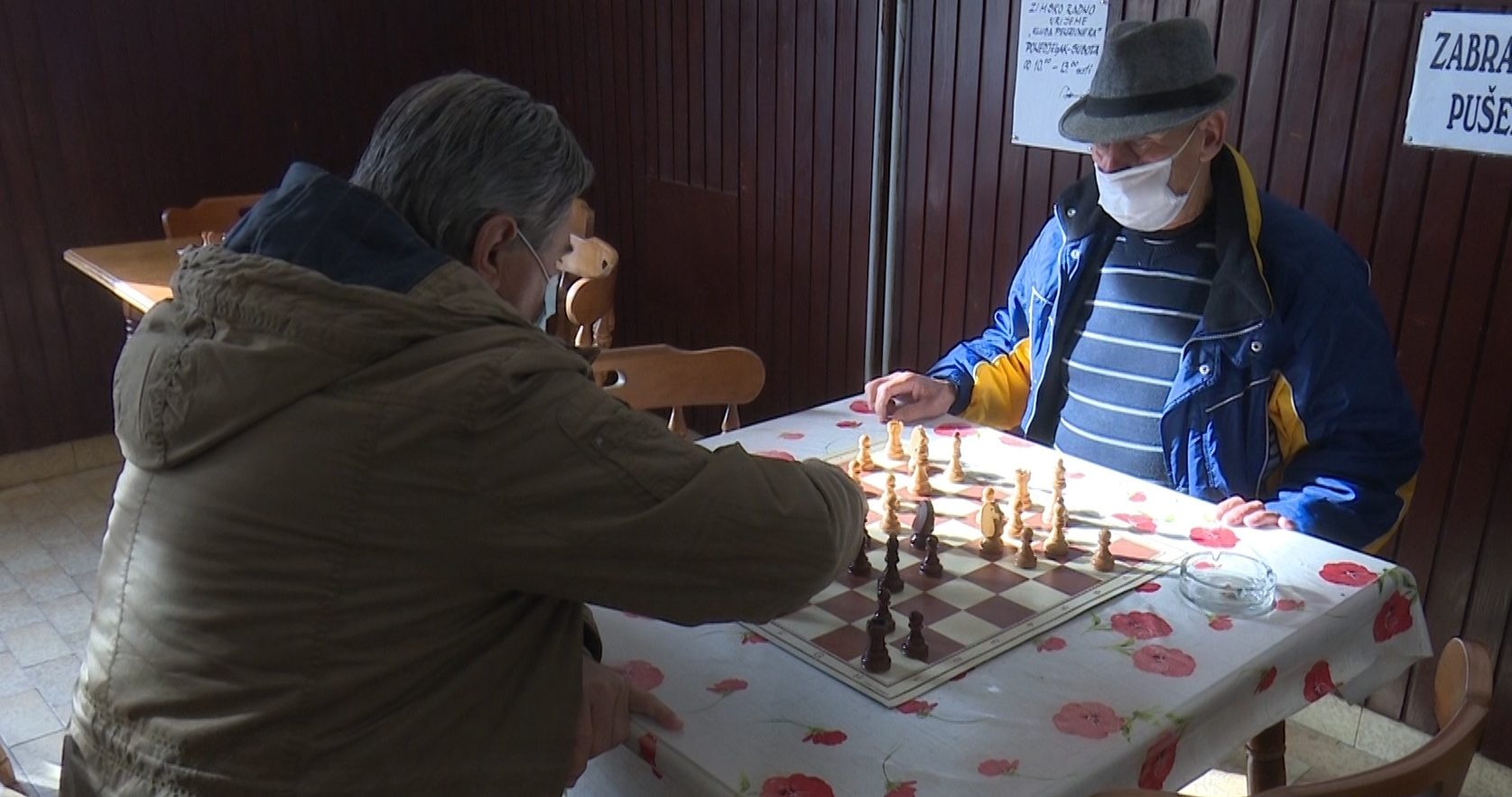Dursum Talić predstavlja Sanski Most na šahovskom prvenstvu USK