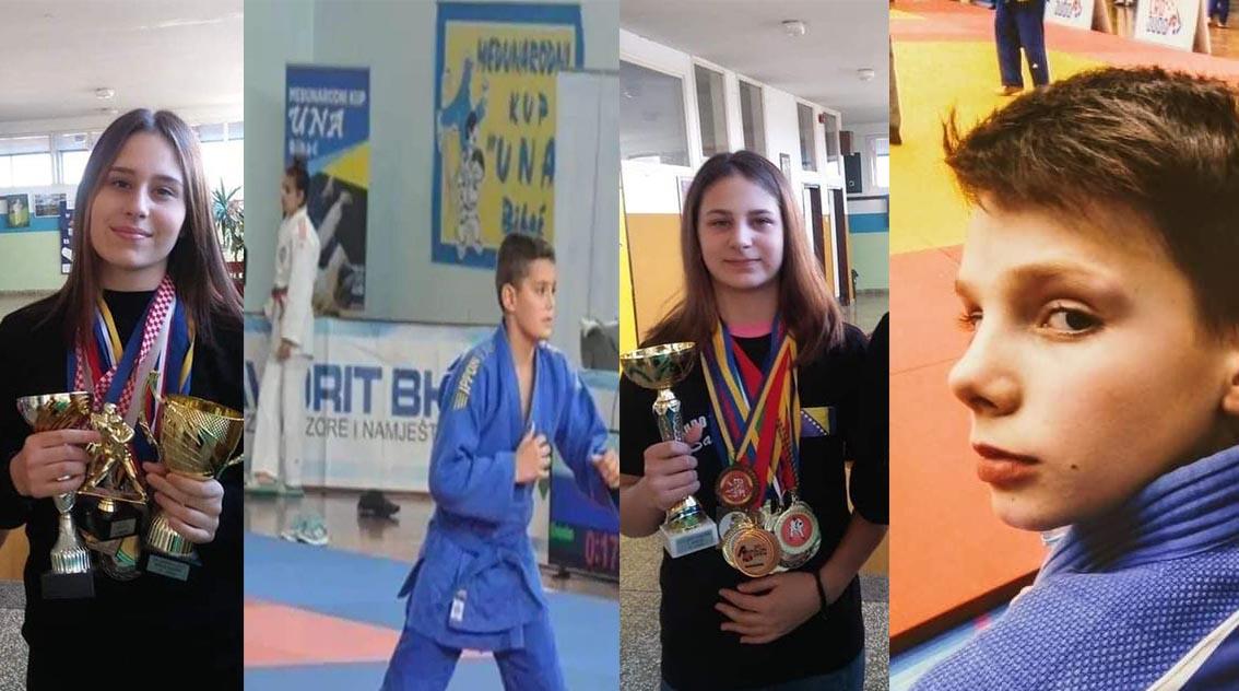 Judo klub SANA NA PRVENSTVU BiH