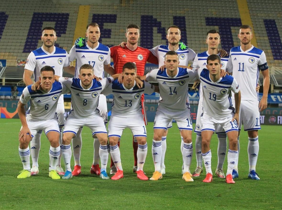 Novi pad na FIFA rang listi za reprezentaciju BiH