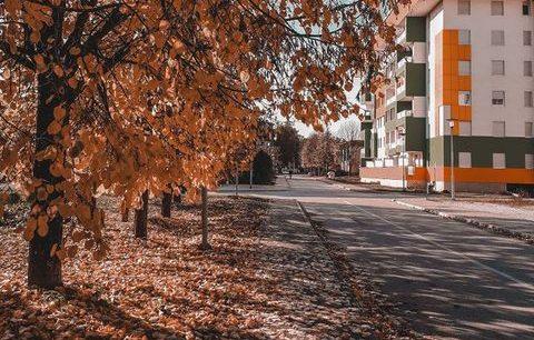 Sana u bojama jeseni FOTO