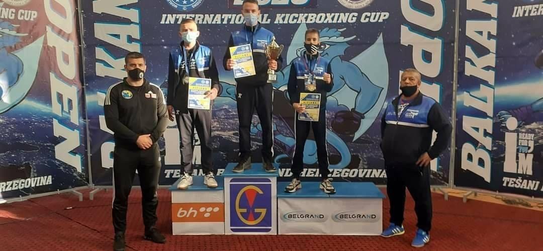 """Tri medalje za takmičare """"Galaje"""" na Državnom prvenstvu"""