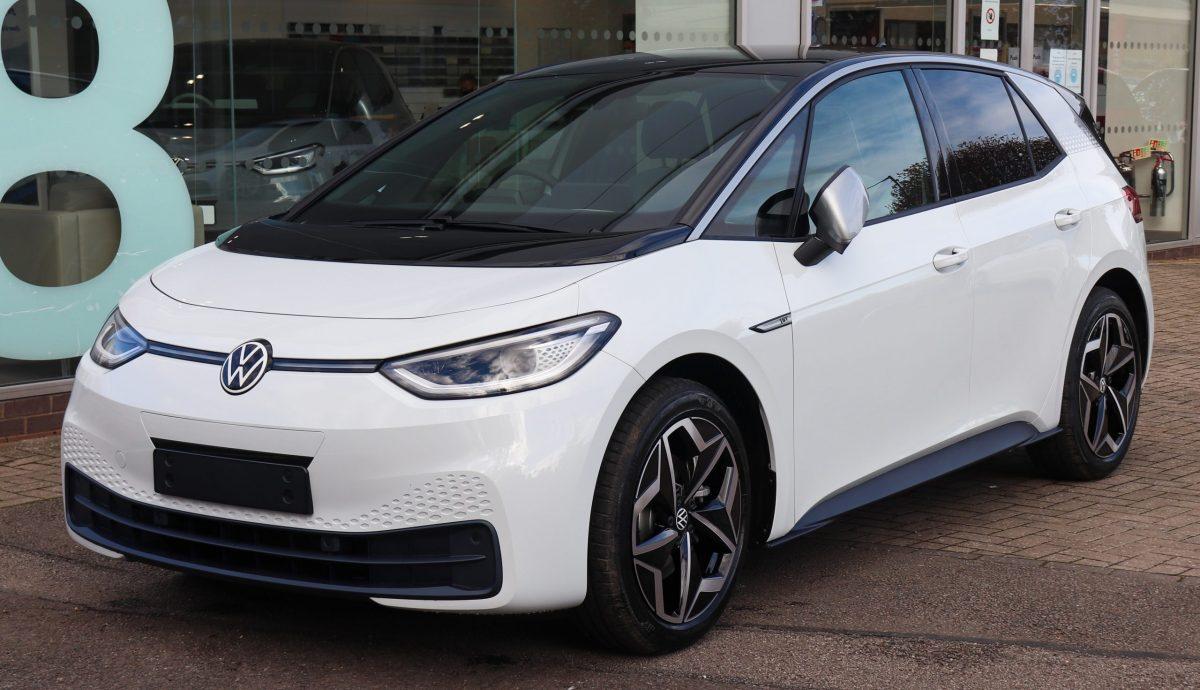 Volkswagen ID.3 je postao najprodavaniji električni automobil u Evropi