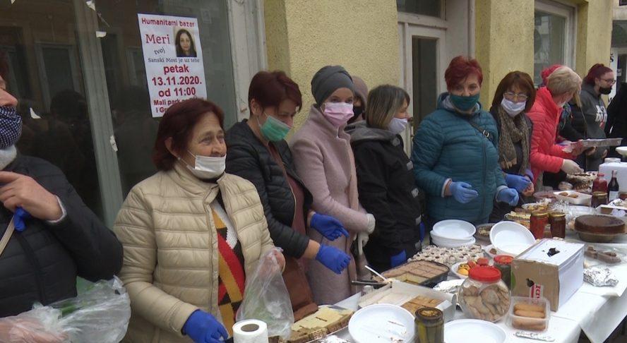 SANJANI SLOŽNI Spasimo život Merisi Međedović Zahirović