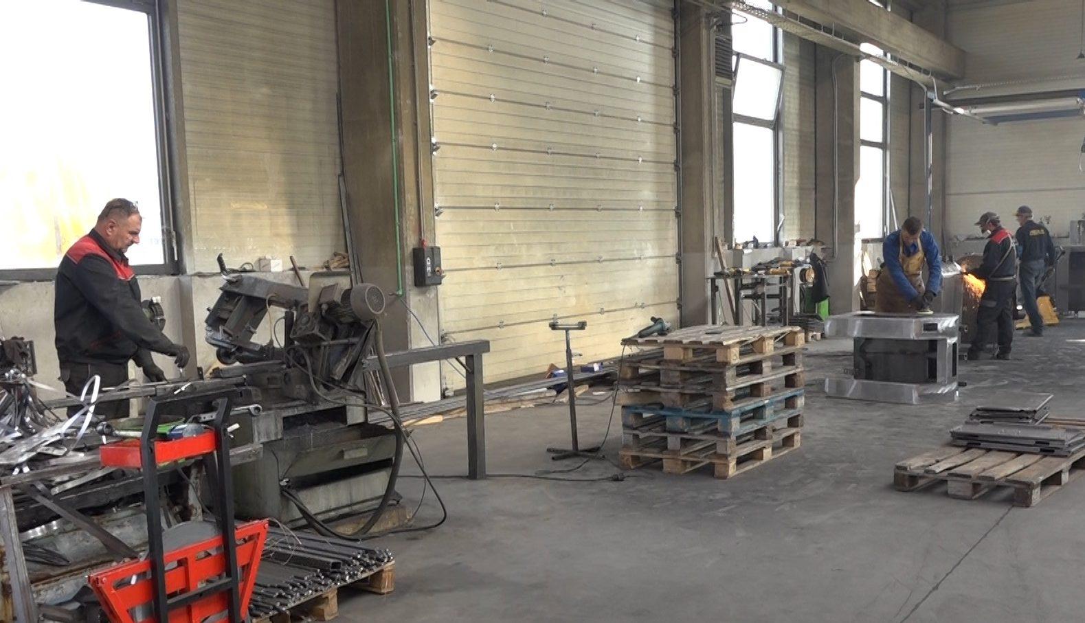 SANA METAL Proširuje proizvodnju i zapošljava radnike