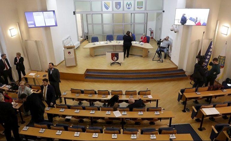 Ovako bi izgledale Skupština KS i Skupština TK da su u nedjelju održani Opći izbori