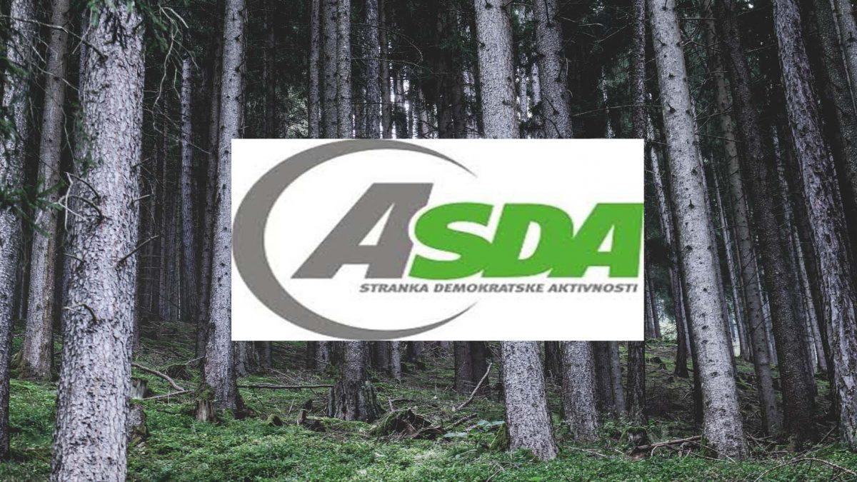 Najveći pad proizvodnje u šumama!