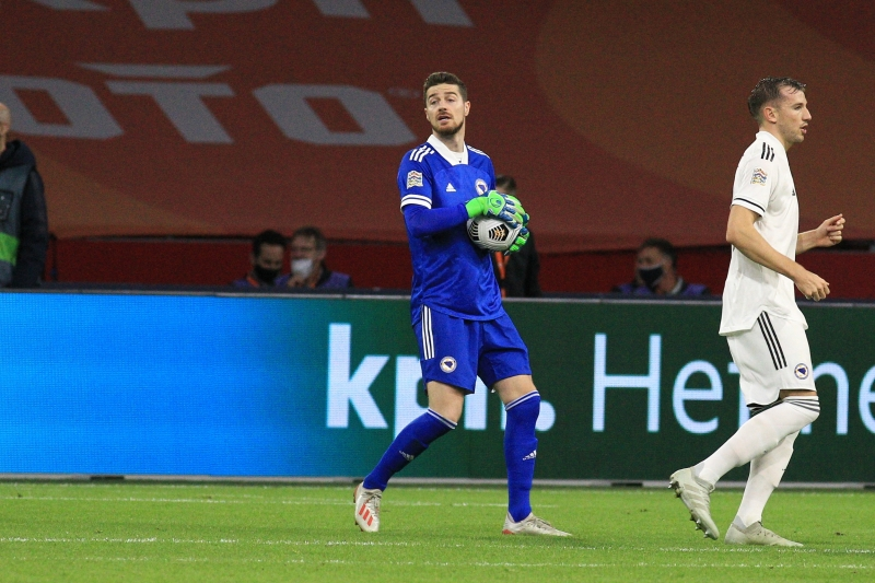 Zmajevi su na dnu tabele, ali je Ibrahim Šehić u vrhu Lige nacija