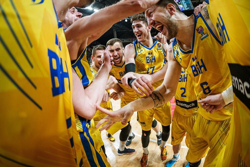Sulejmanović: Ponosan sam zbog plasmana na Eurobasket, Bosnić je unio veliku energiju