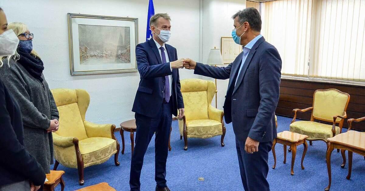 Premijer Novalić i norveški ambasador o novim ulaganjima i čvršćoj ekonomskoj saradnji