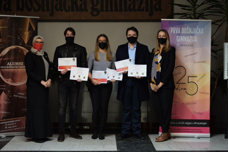Olimpijada znanja Owlypia Globals: Mladi ljudi iz BiH najbolji na svijetu