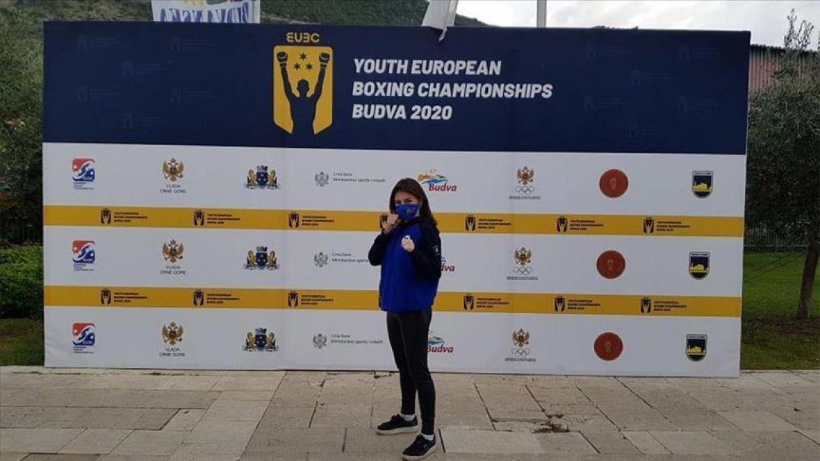 Bh. predstavnica Tara Bohatjuk osigurala bronzu na Evropskom prvenstvu
