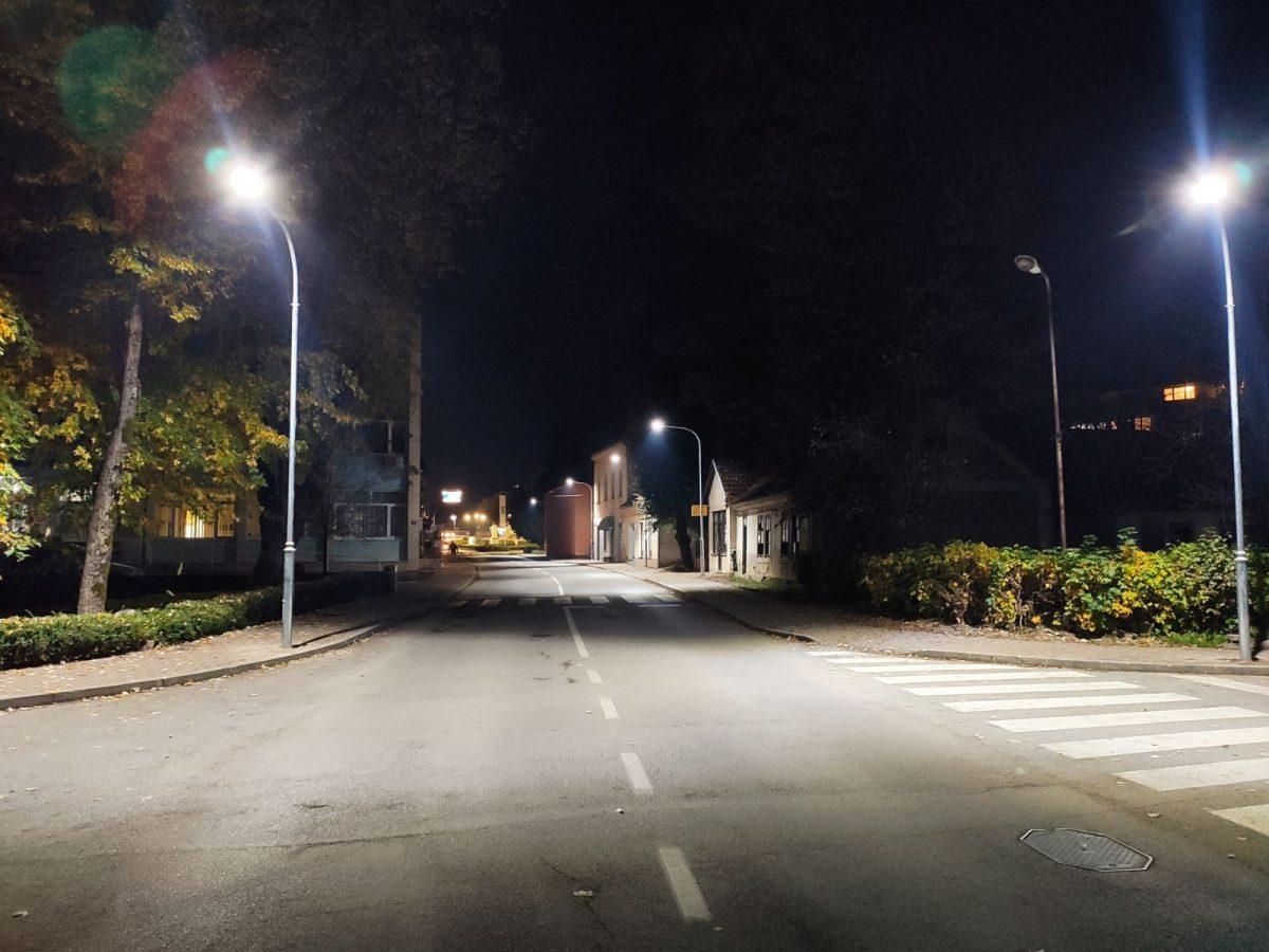 Nova LED rasvjeta na području Sanskog Mosta