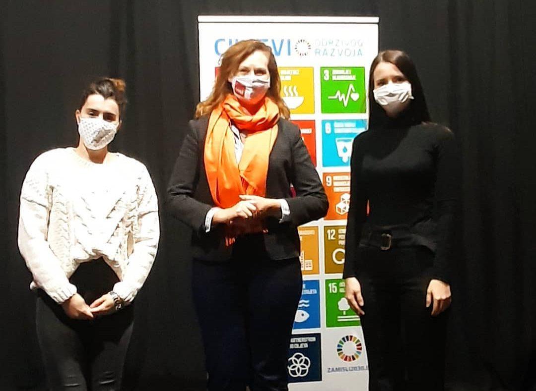 Lejla Šupuk dio kampanje '16 dana aktivizma u borbi protiv rodno zasnovanog nasilja'