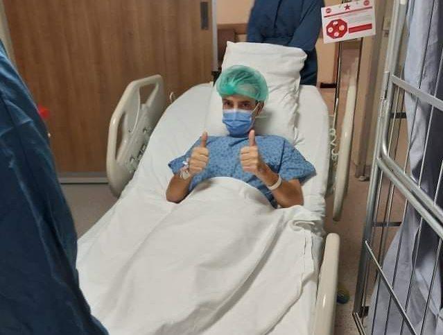 AMIR SE NE PREDAJE Izdržao još jednu operaciju