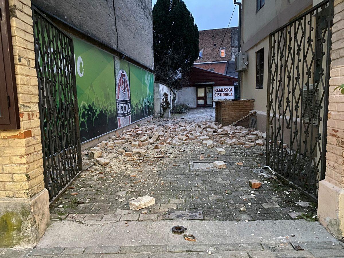 Novi jaki potresi u Hrvatskoj