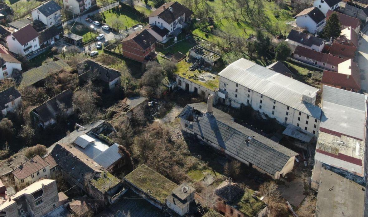 Tokom noći nekoliko potresa u Petrinji, najjači 3.8 po Richteru