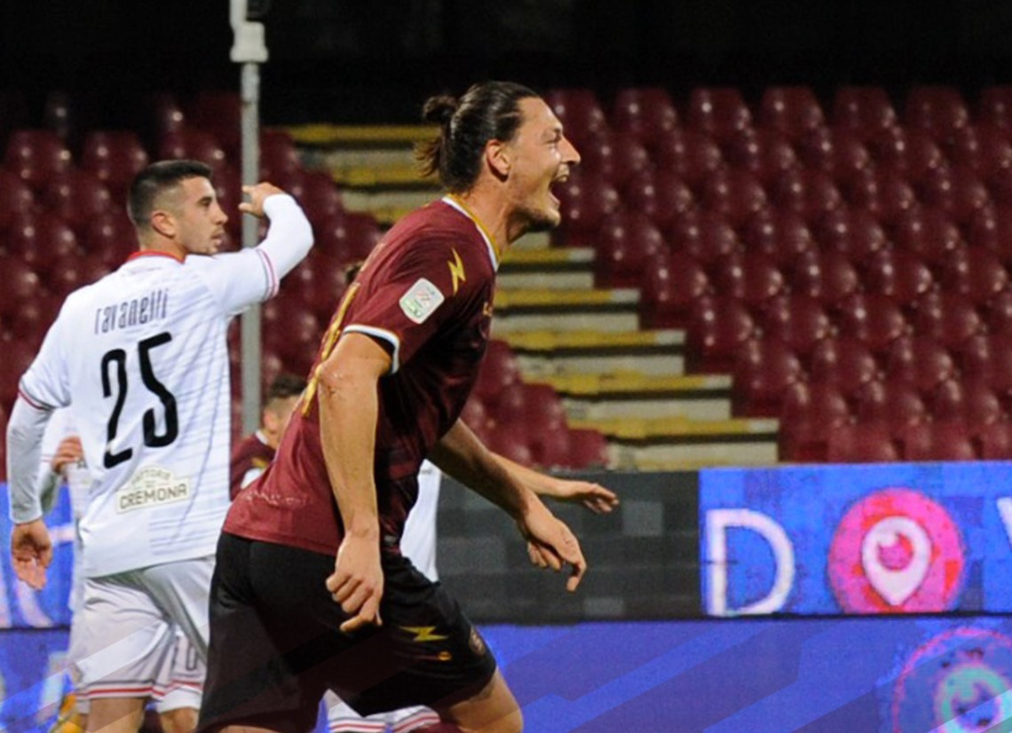 Milan Đurić sa Salernitanom na korak do plasmana u Seriju A