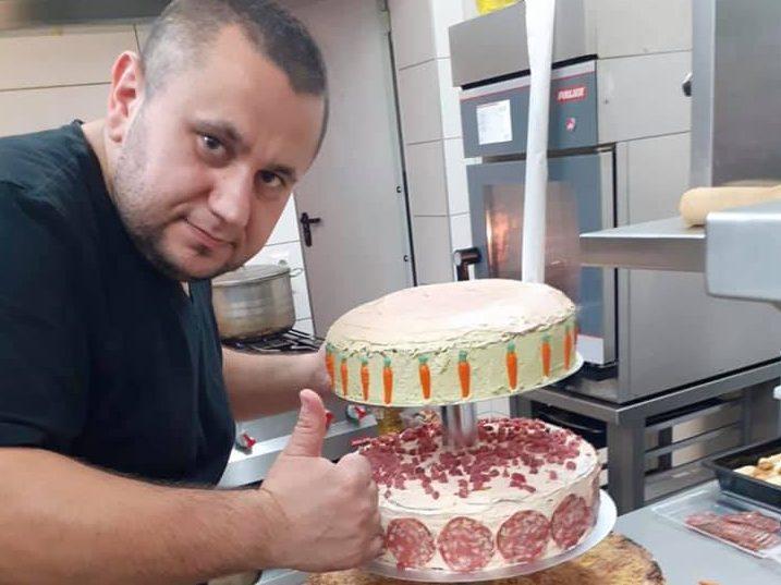 Sanjanin Mirza Cerić vlasnik restorana u Njemačkoj