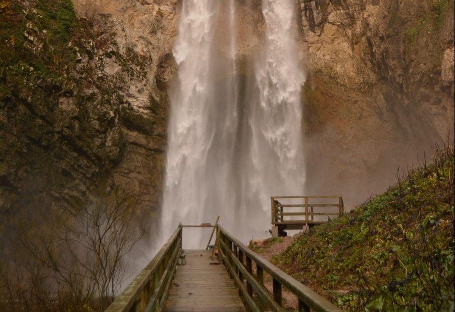 Vodopad Blihe i (ne)otkriveno prokletstvo ljepote