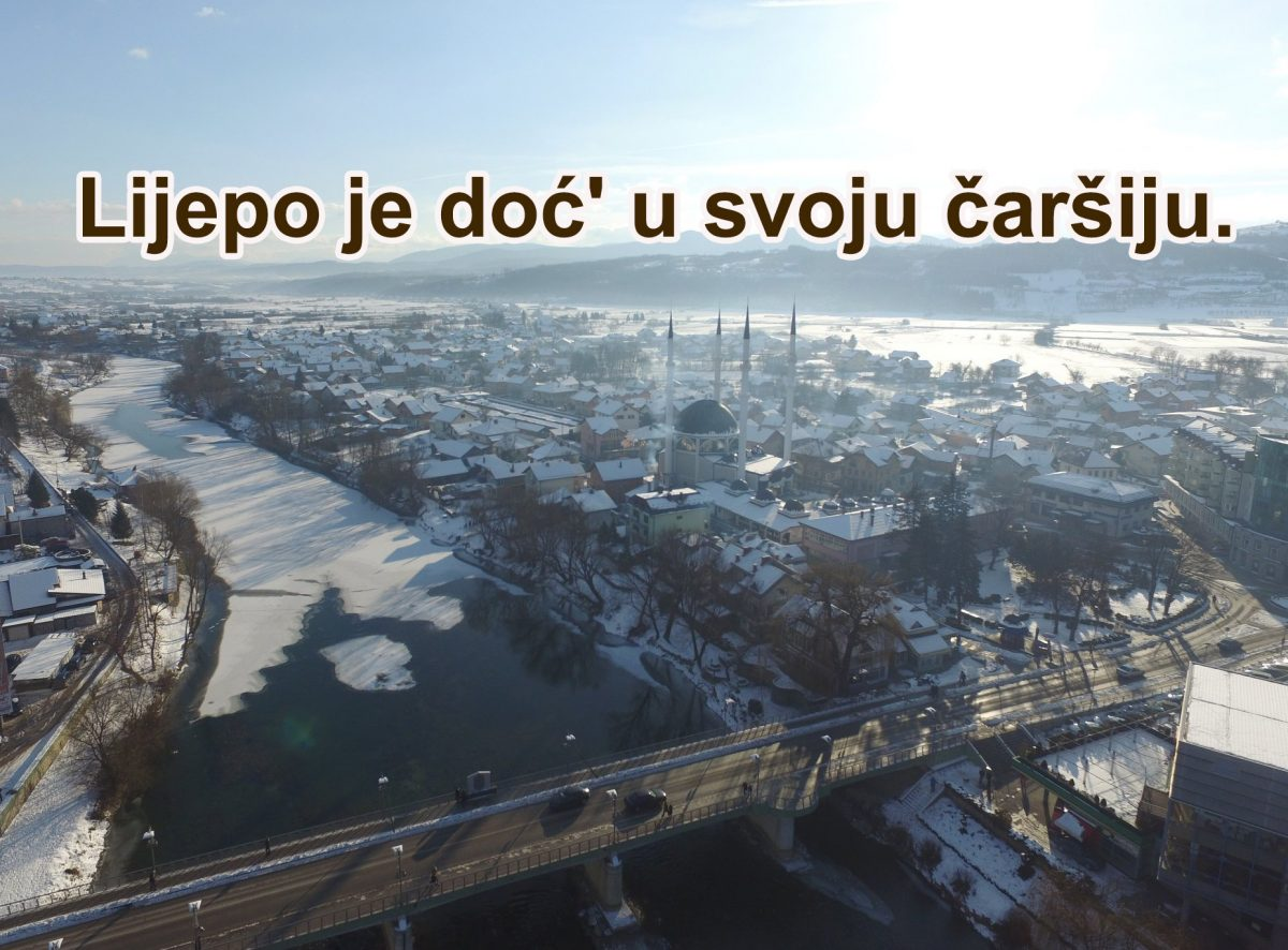 Kad ste zadnji put bili u Sanskom Mostu?