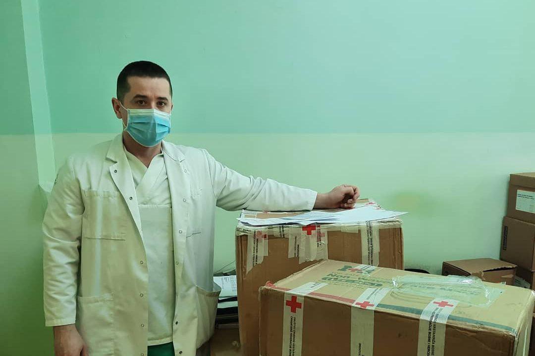 Vrijedna donacija zaštitne opreme za bolnicu u Sanskom Mostu
