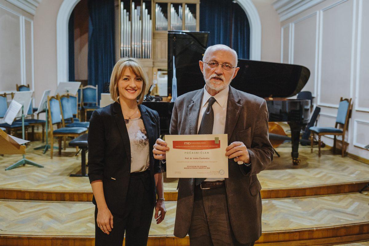 Održan koncert novih djela Ivana Čavlovića