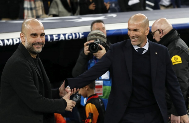 Zinedine Zidane pozitivan na koronavirus