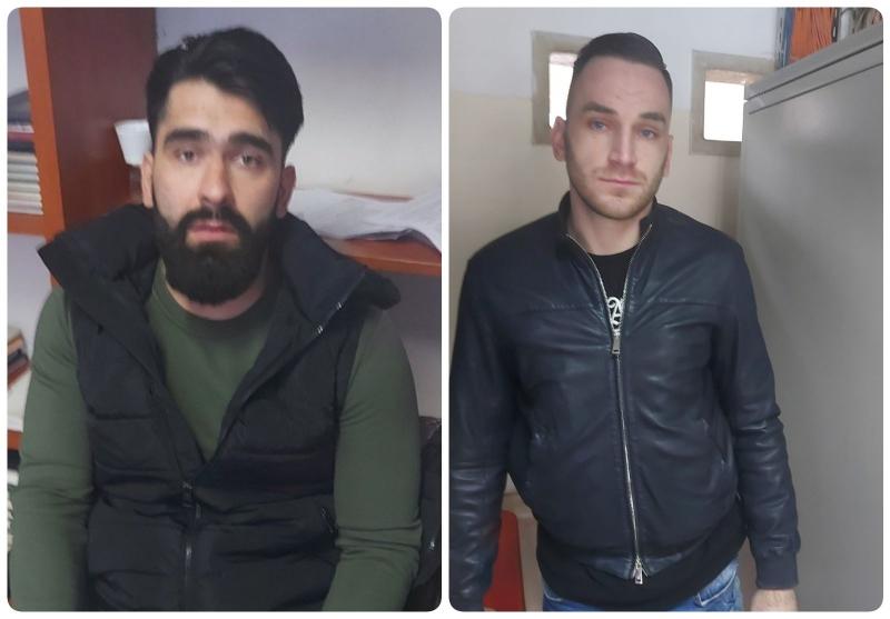 Uhapšen dvojac s Interpolove potjernice: Sumnjiče se za milionske pljačke, miniranje bankomata…