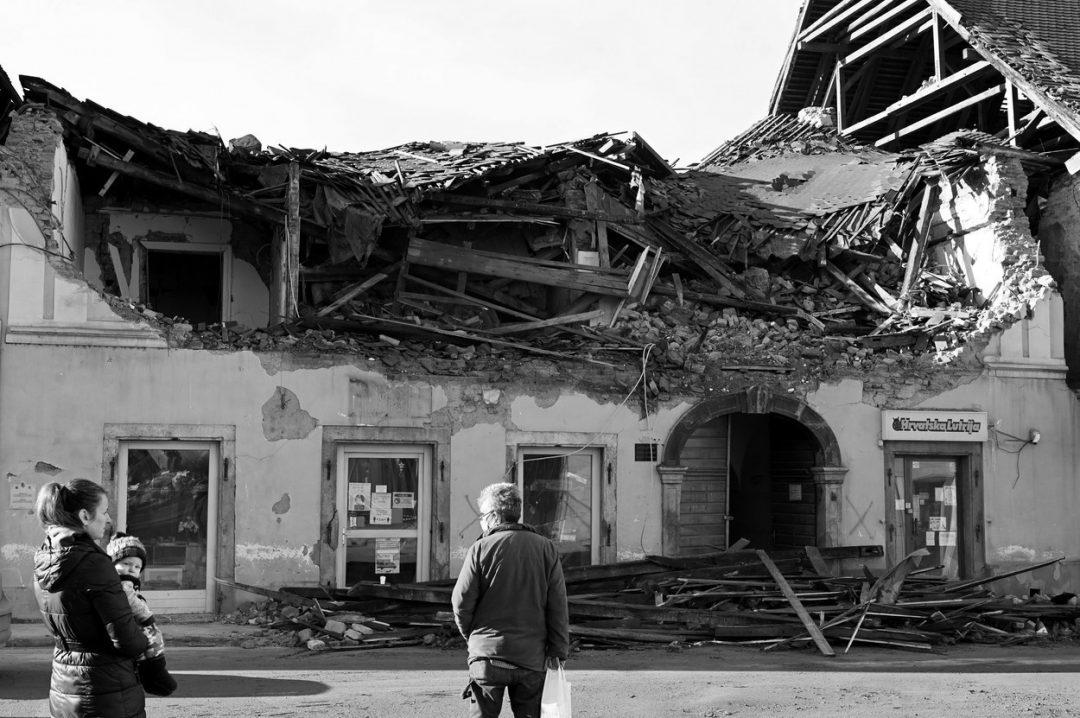 BRAVO Crveni križ Sanski Most prikuplja pomoć za pogođene potresom