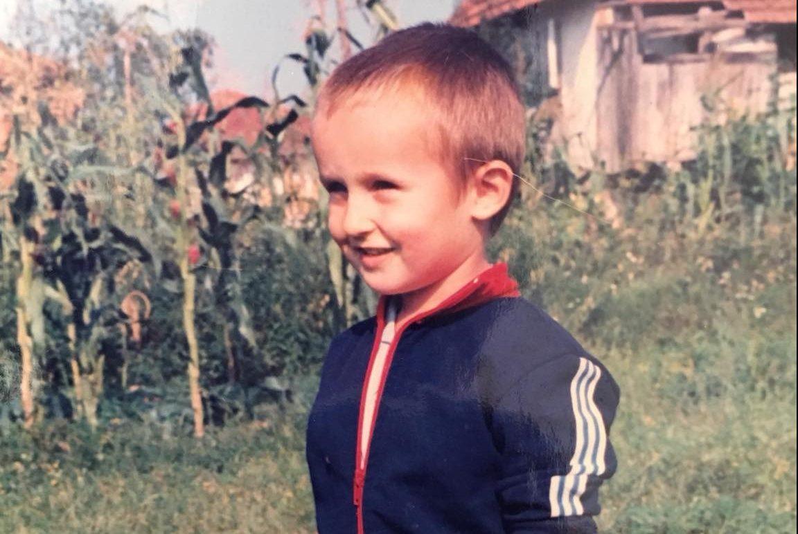 """Amir Redžić, Bosanac s njemačkom adresom: """"Kriegskind"""" je knjiga o izgubljenom djetinjstvu"""