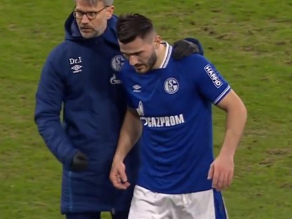 Kolašinac se oporavio od povrede i odigrao svih 90 minuta za Schalke