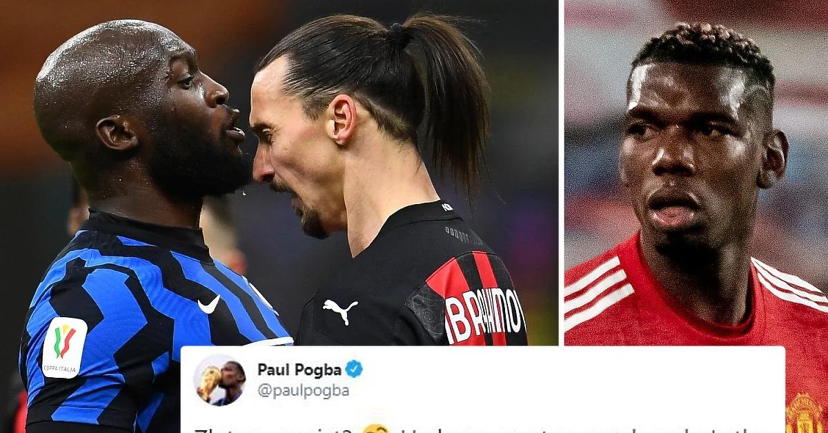 Pogba brani Ibrahimovića: Zlatan, rasista? Hajde, nemojte se šaliti s tim