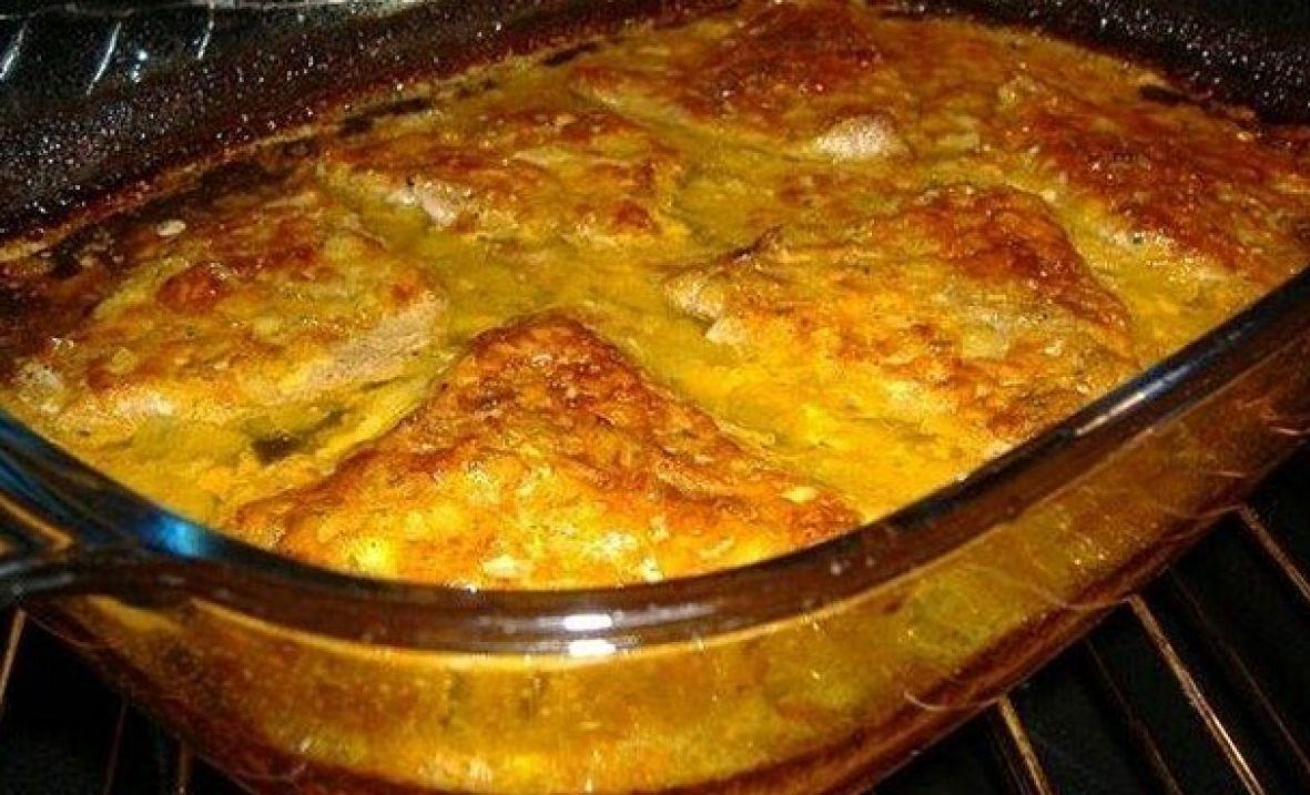 Sočne šnicle sa sirom u specijalnom balkanskom sosu