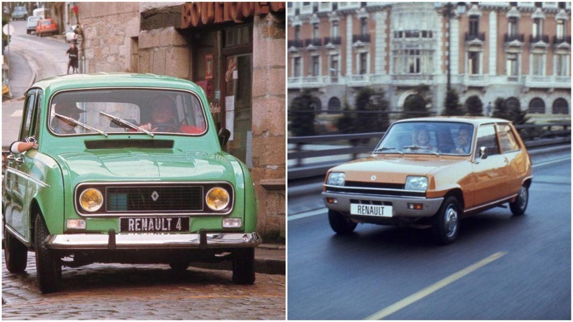 Renault vraća dva legendarna modela
