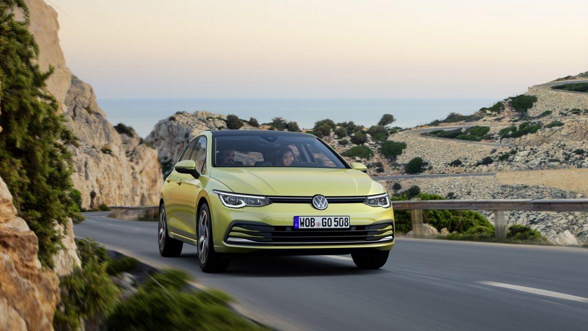 Volkswagen Golf je bio najpopularniji automobil u Europi u 2020. godini