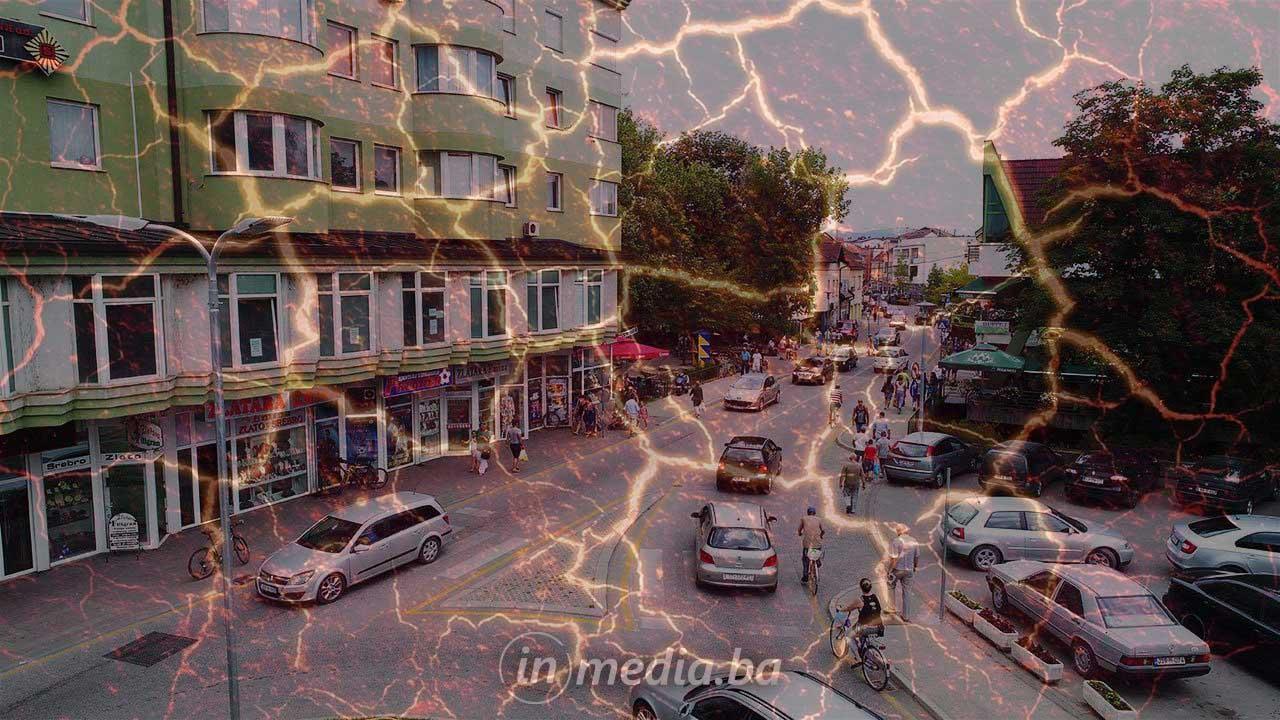 Novi potres pogodio Hrvatsku, osjetio se i u Sanskom Mostu