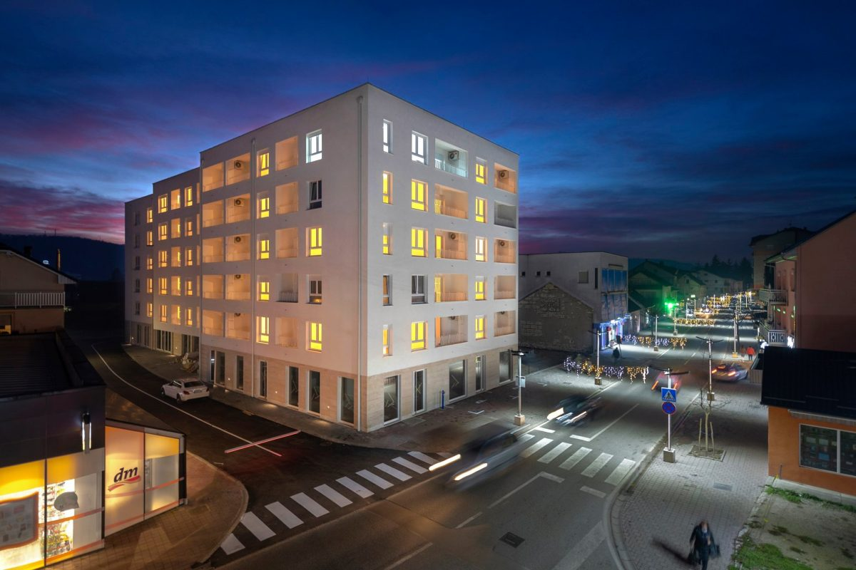 Ekskluzivna ponuda stanova  u Sanskom Mostu