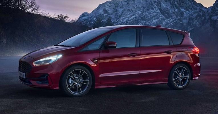 Fordovi monovolumeni u hibridnom izdanju