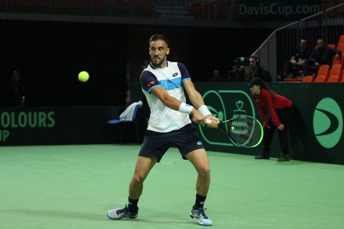Džumhur savladao domaćeg tenisera na turniru u Beogradu