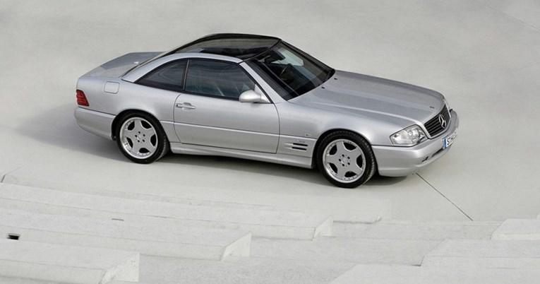 Vraća se Mercedes SL73