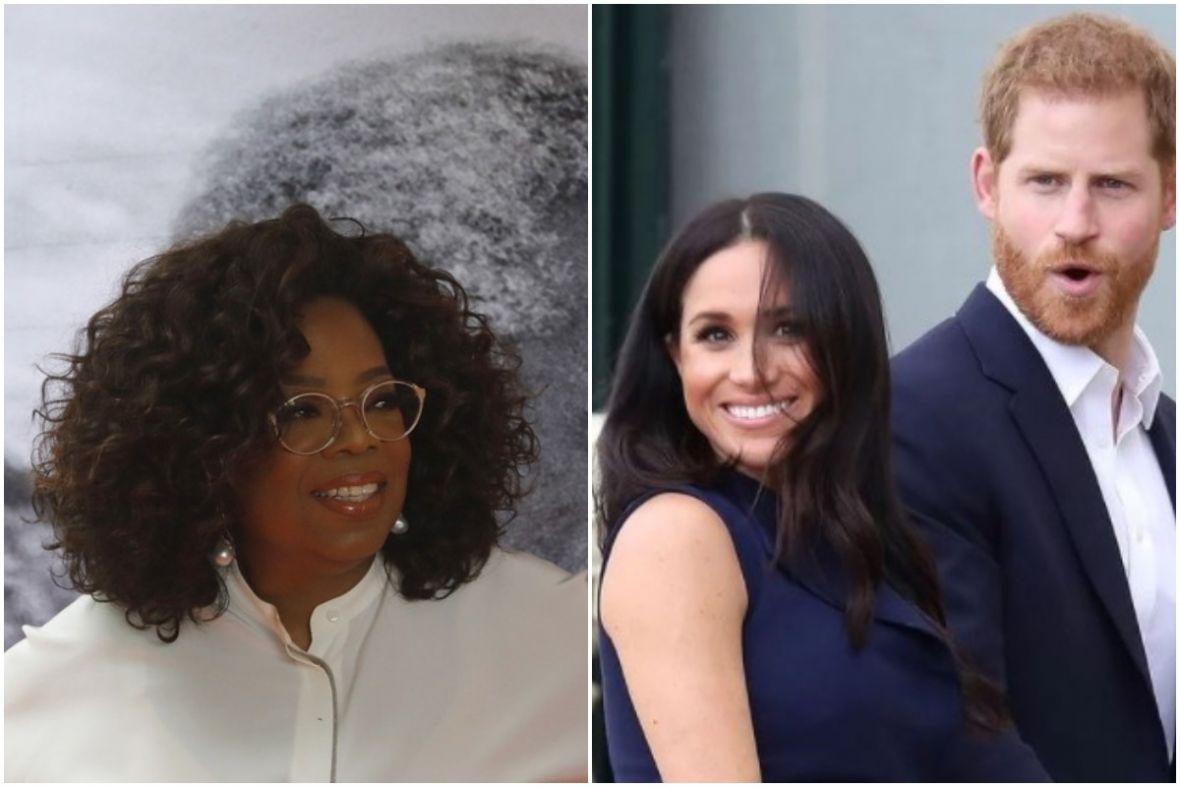Šta je otkriveno u traileru intervjua Harryja i Meghan s Oprah