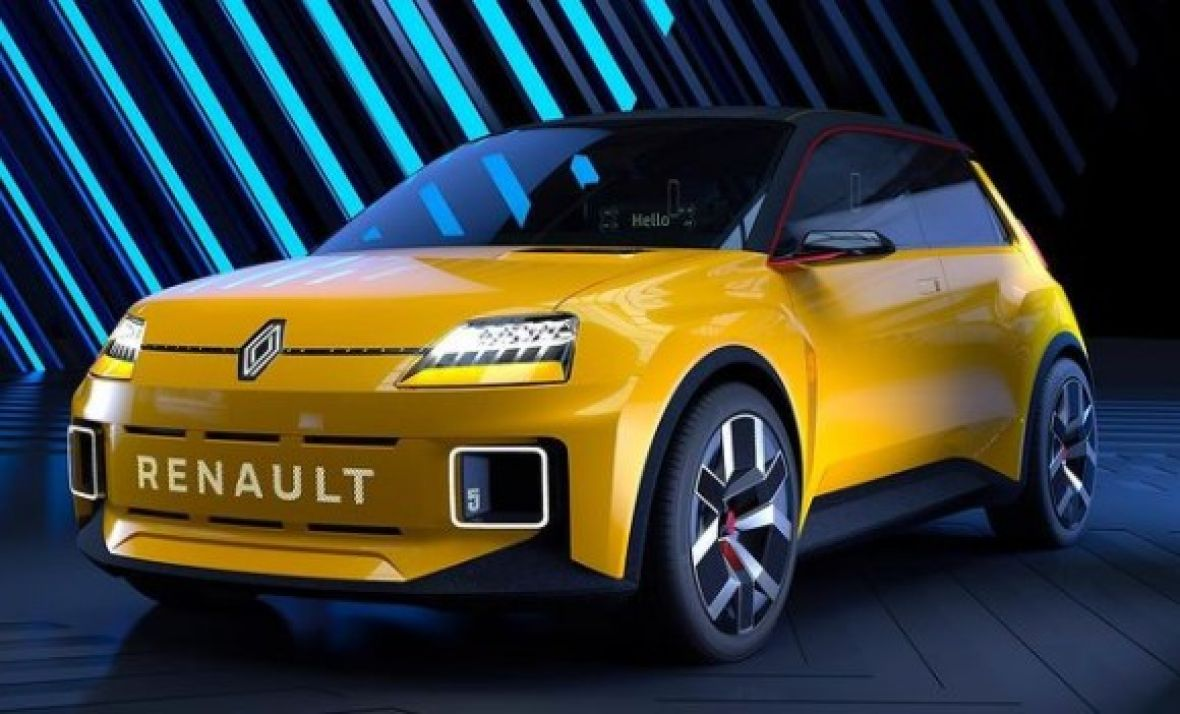 Renault predstavio novi logo