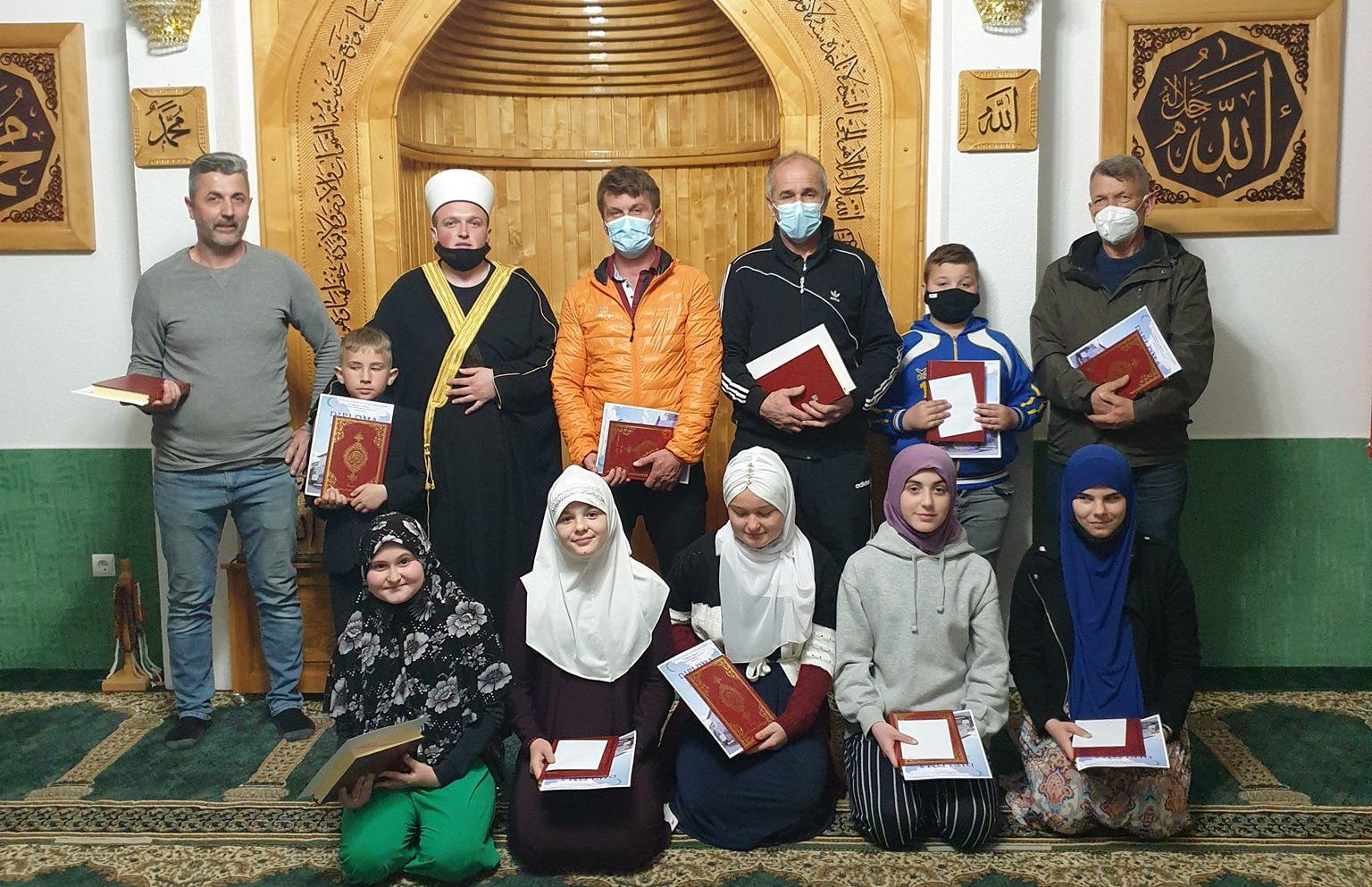 11 novih učača Časnog Kur'ana
