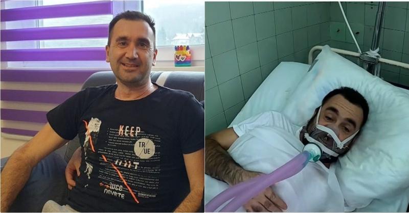 Enver Alispahić je u KCUS-u bio 43 dana, bio je i na respiratoru, ponovo je s porodicom