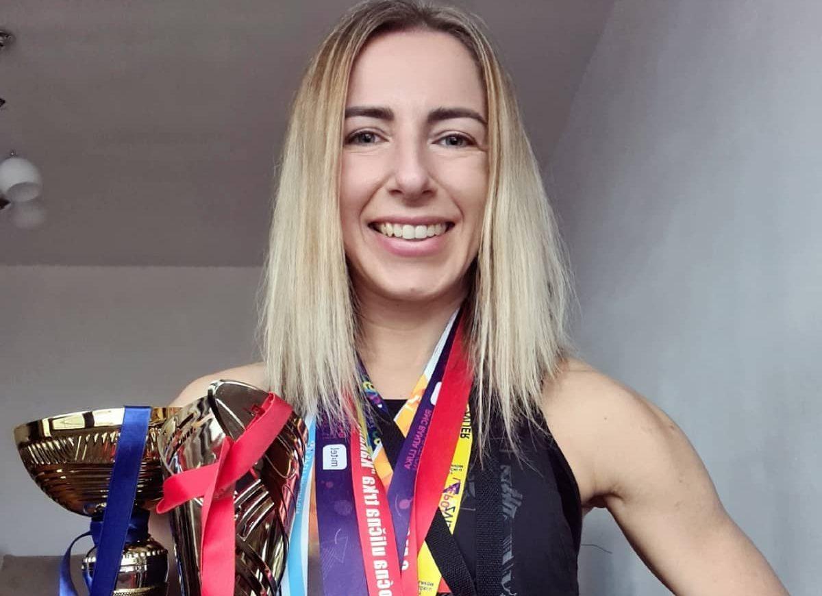 Amela Trožić najbrža na 7. kolu Atletske rekreativne lige
