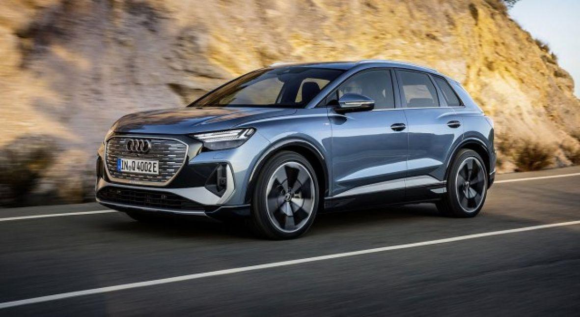 Audi: Dva nova modela pokretana električnom energjijom