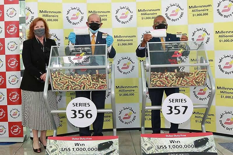 Bosanac Selmir Omazić dobio milion dolara na nagradnoj igri u Dubaiju