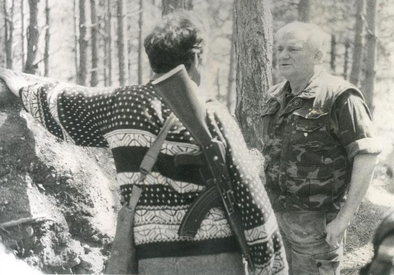 General Jovan Divjak: Svome sinu kao testament