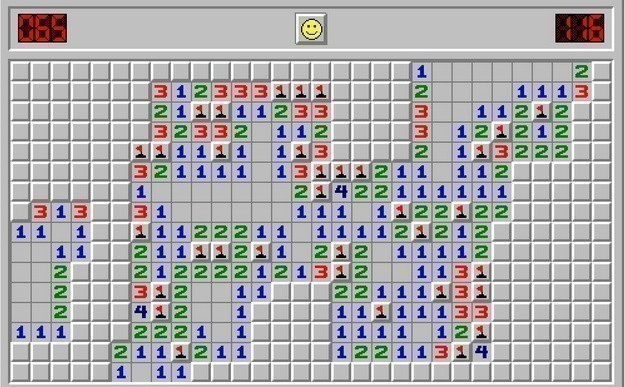 Minesweeper – igra koju ni dan danas ne znamo igrati