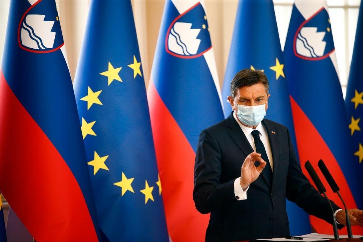 Pahor: Odbacujem opasnu ideju o promjeni granica na Balkanu